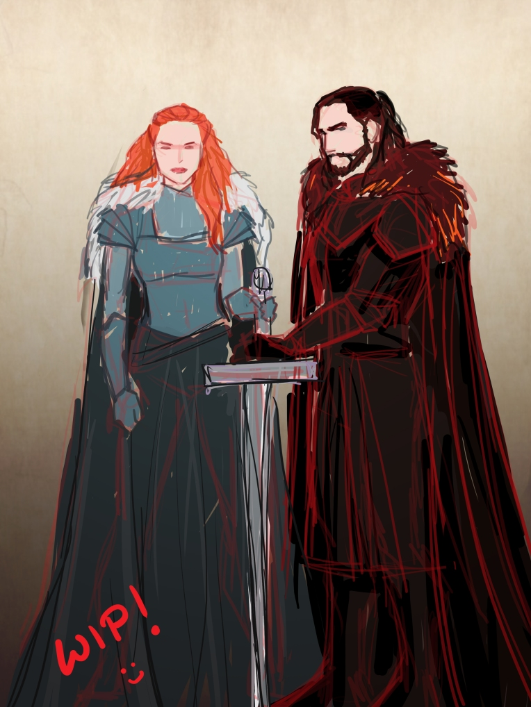 Jon and Sansa Redux v1a