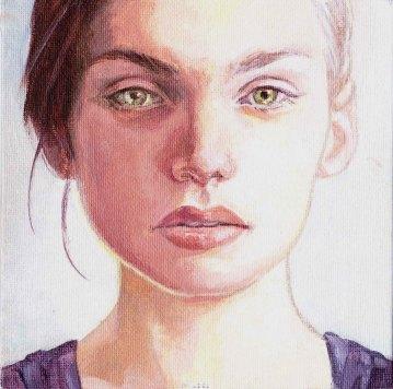 Face Study no.3
